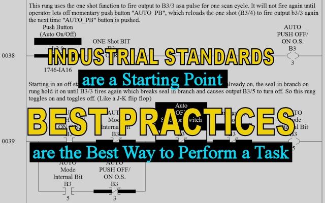 PLC Programming Training Best Practices